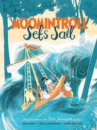 bokomslag Moomintroll Sets Sail
