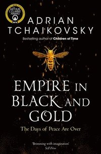 bokomslag Empire in Black and Gold