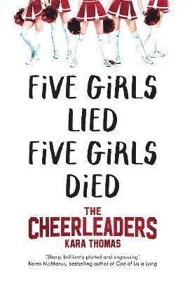 bokomslag The Cheerleaders