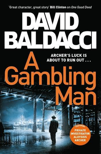 A Gambling Man 1