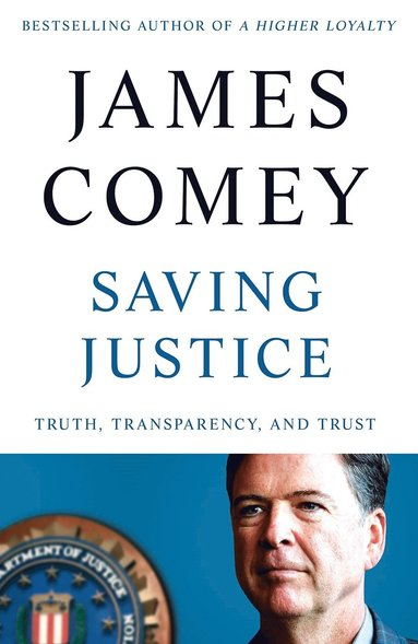 bokomslag Saving Justice