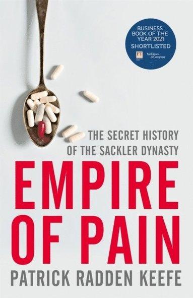 bokomslag Empire of Pain