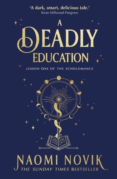 bokomslag A Deadly Education