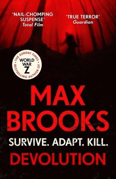 bokomslag Devolution: From the bestselling author of World War Z