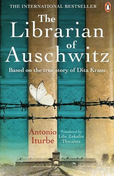 bokomslag The Librarian of Auschwitz