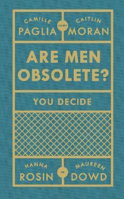 bokomslag Are Men Obsolete?