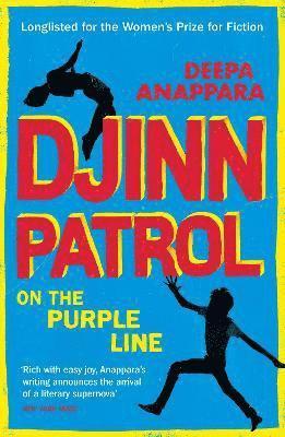 bokomslag Djinn Patrol on the Purple Line