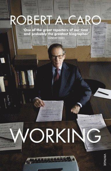 bokomslag Working: Researching, Interviewing, Writing
