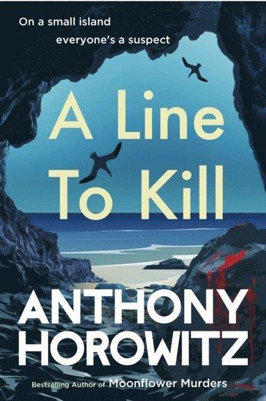 bokomslag A Line to Kill