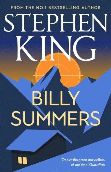 bokomslag Billy Summers