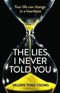 bokomslag The Lies I Never Told You