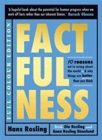 bokomslag Factfulness (Illustrated)