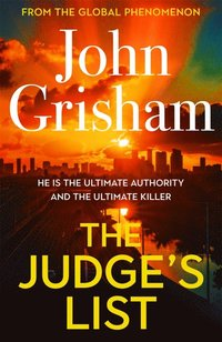 bokomslag The Judge's List