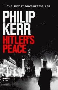 bokomslag Hitler's Peace