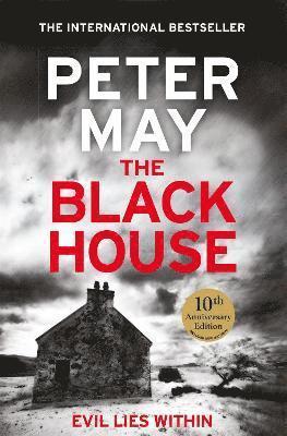 bokomslag The Blackhouse