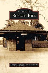 bokomslag Sharon Hill