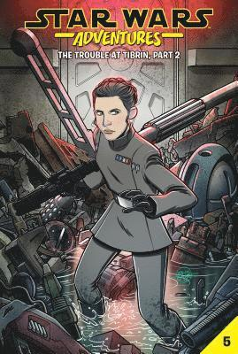 bokomslag Star Wars Adventures #5: The Trouble at Tibrin, Part 2