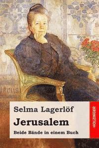 bokomslag Jerusalem: Beide Bände in einem Buch