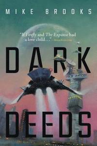bokomslag Dark Deeds, 3