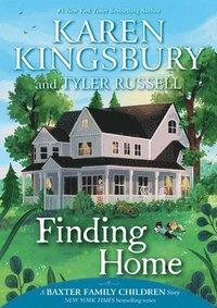 bokomslag Finding Home