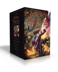 bokomslag Story Thieves Complete Collection: Story Thieves; The Stolen Chapters; Secret Origins; Pick the Plot; Worlds Apart