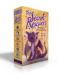 bokomslag The Secret Rescuers Magical Collection: The Storm Dragon; The Sky Unicorn; The Baby Firebird; The Magic Fox; The Star Wolf; The Sea Pony