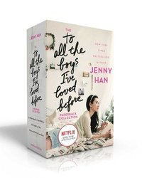 bokomslag The to All the Boys I've Loved Before Paperback Collection: To All the Boys I've Loved Before; P.S. I Still Love You; Always and Forever, Lara Jean
