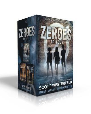 bokomslag Zeroes Trilogy
