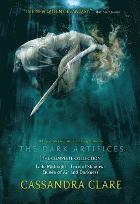 bokomslag Dark Artifices, The Complete Collection