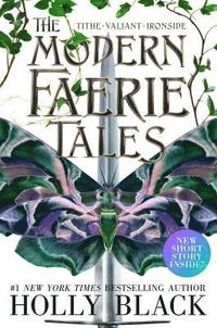 bokomslag The Modern Faerie Tales