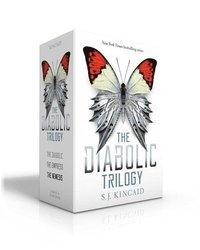 bokomslag The Diabolic Trilogy: The Diabolic; The Empress; The Nemesis