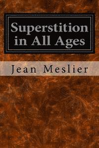 bokomslag Superstition in All Ages