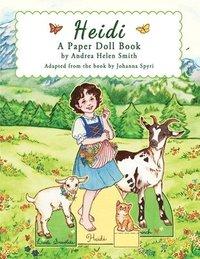 bokomslag Heidi: A Paper Doll Book