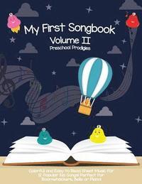 bokomslag My First Songbook: Volume II