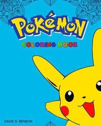 bokomslag Mandala: POKEMON Coloring Book: How to Draw Pokemon, POKEMON Coloring Book, Kids Coloring Books
