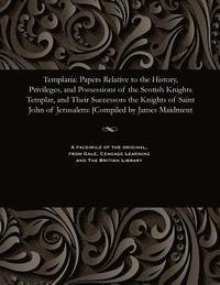 bokomslag Templaria