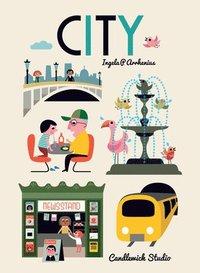 bokomslag City