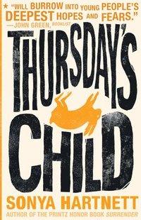 bokomslag Thursday's Child