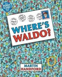 bokomslag Where's Waldo?