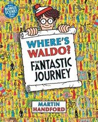 bokomslag Where's Waldo? The Fantastic Journey