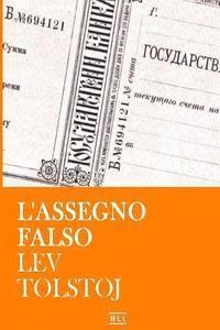 bokomslag L'Assegno Falso