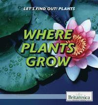 bokomslag Where Plants Grow