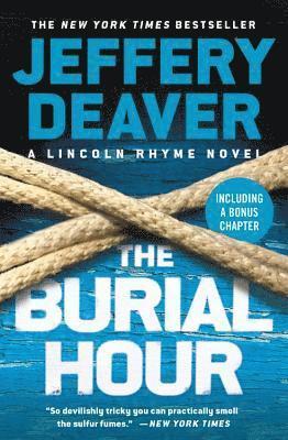 bokomslag The Burial Hour