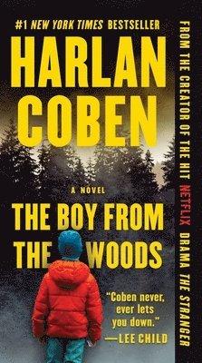 bokomslag Boy From The Woods
