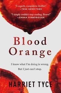 bokomslag Blood Orange