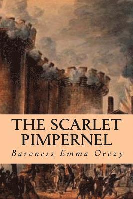 bokomslag The Scarlet Pimpernel