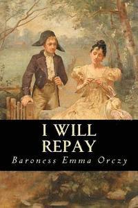 bokomslag I Will Repay