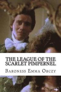 bokomslag The League of the Scarlet Pimpernel