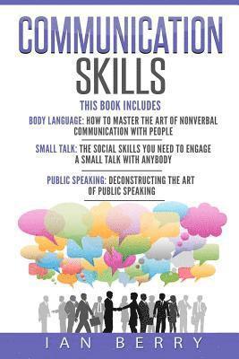Communication Skills: 3 Manuscripts - Body Language, Small ...