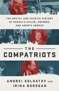 bokomslag The Compatriots